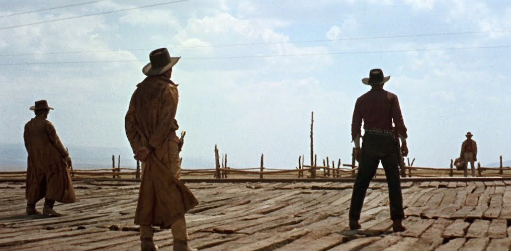 once upon in the west